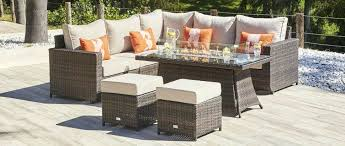Patio Furniture Conversation Sets With Fire Pit by Patio Table Set With Fire Pit Large Size Of Outdoor Fire Pit Patio