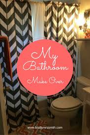 Yellow And Gray Chevron Bathroom Set by 25 Best Chevron Bathroom Decor Ideas On Pinterest Chevron