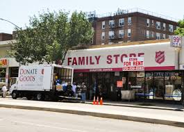100 Salvation Army Truck Sheepshead Bay Store Moving To A New Location On