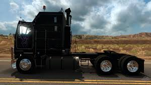 100 Best American Truck Kenworth K100 For Simulator