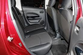 2017 Mitsubishi Mirage G4 Heads to New York Motor Trend