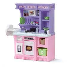 Princess Kitchen Play Set Walmart by Amazon Com Step2 Little Bakers Kitchen Toys U0026 Games
