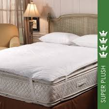 feather beds maker 230 thread count white goose featherbed ebay