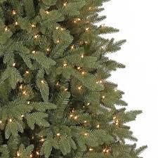 Christmas Tree 9ft Canada by Holiday Time Pre Lit 7 5 U0027 Ellston Pine Artificial Christmas Tree