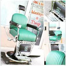 Fully Reclining Barber Chair by Fully Restored 1940 U0027s Emil J Paidar Barber Chair By Custom Barber