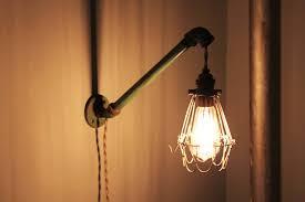 lighting iron wall lights bedside lights wall swing arm wall
