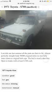 100 Medford Craigslist Cars And Trucks Pin By James Taimanglo On Toyota Toyota