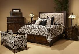 Sofia Vergara Bedroom Furniture by King Bed Set Sofia Vergara Paris Silver 5 Pc King Upholstered