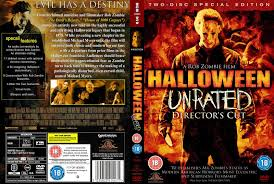 Halloween 2007 Cast Michael Myers by The Horrors Of Halloween Halloween 2007 Vhs Dvd And Blu Ray Covers