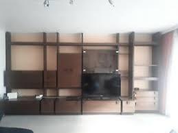 wohnzimmer wandschrank rolf h 2 35 b 4 4 gebraucht