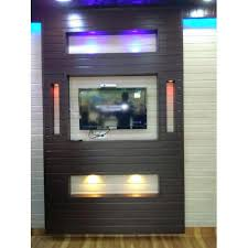 pvc wall panel with led light at rs 15 square gill road