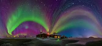 APOD 2016 April 8 Lapland Northern Lights