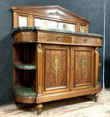 wohnzimmer sideboard empire stil bronze vergoldet