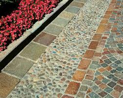 Outdoor Flooring With Pebbles Arredamento Pinterest Encourage Stone Regard To 10