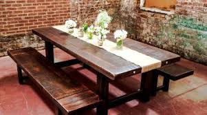 Breathtaking Rustic Cherry Table Ideas Ed Wood Dining