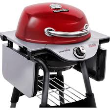 char broil patio bistro tru infrared electric grill red home