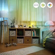 wiz smart led leuchte quest licht farbwechsel rgbw 13w
