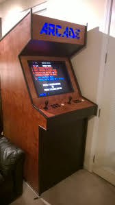 4 Player Arcade Cabinet Blueprints by Geek Bucket List No 79 U2014 Build Your Own Arcade Cabinet With