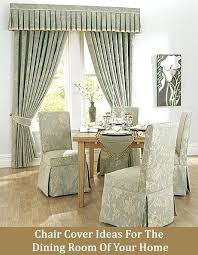 Kitchen Chair Cover Ideas For Party Table Covers Choice Image Decoration On Dining Photo Room