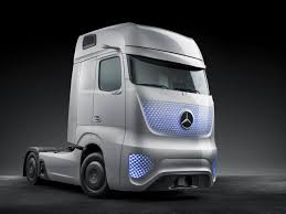 2014 Mercedes-Benz Future Truck 2025 - Concepts