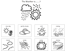 Kids Coloring Archives Page Of Ideas Weather Pages Educations Sheet