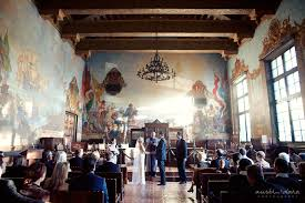 santa barbara courthouse mural room not the top of my list but