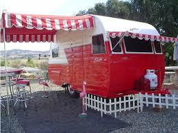 The Coca Cola Camper