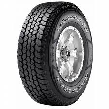 100 Goodyear Wrangler Truck Tires AllTerrain Adventure 25565R17 110T SL OWL All