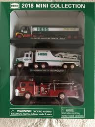 HESS 2018 MINI Truck Collection - $35.00 | PicClick Hess Toy Truck Mobile Museum Rolls Into Berks Collectors Delighted 2015 Fire And Ladder Rescue On Sale Now Frugal Philly Fun For Collectors The 2017 Trucks Are Minis Mommies With Style Has Been Around 50 Years Weekly Hess Mini Toy Collection 2018 New Sold Out 4400 Pclick 2014 For Jackies Store Truck Collection 1916714047 Evan Laurens Cool Blog 2113 Tractor 2013 Pink Me Not
