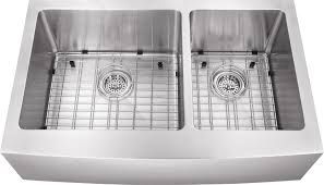 33x22 Stainless Steel Sink Drop In by Www Iptsink Com Hand Made Ap6040 33 Ra Apron Front Farmhouse