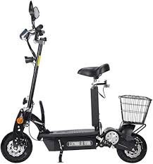 elektroroller buzzard li 1000 watt herausnehmbarer lithium akku 30 km reichweite 40 km h elektro roller e scooter e roller mit
