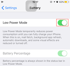 Top 16 Tips to Save Battery on iPhone 4 4s 5 5s 6 6s SE 7 8 X