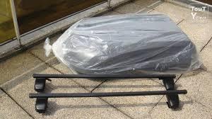 coffre de toit barres de toit system anti vol pour vw polo
