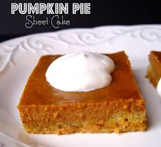 Libby Pumpkin Pie Mix Recipe Can by Pie Sheet Cake