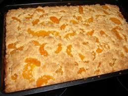 mandarinen streuselkuchen