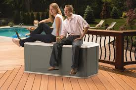 Rubbermaid Patio Storage Bench by Rubbermaid Deck Storage Cube Doherty House Rubbermaid Deck