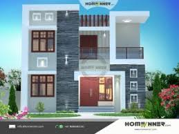 1250 Sqft Modern North Indian Style 3 Bedroom Small Home Design