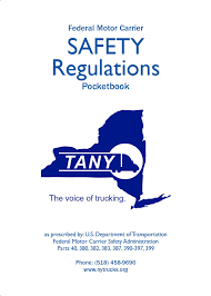 100 Federal Trucking Regulations Motor Carrier Safety Item 7545 Or 4008762347