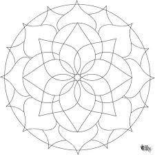 Printable Free Mandala Color Design Inspiration Coloring Pages