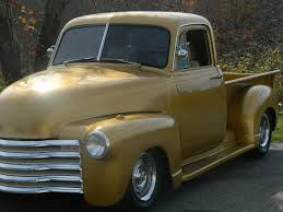 1951 Chevrolet Pickup 3100 , 3 Window Custom...great Price...good ...