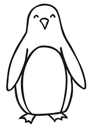 Zoo Activities For Preschool Coloring Pages Penguin
