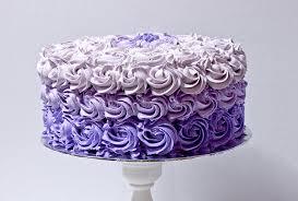 Ombre Birthday Cakes ombrecakes