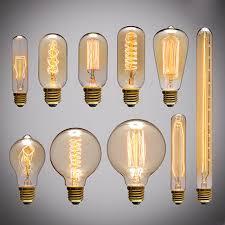 aliexpress buy vintage edison bulbs e27 incandescent bulbs