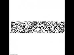 Latest Maori Tribal Armband Designs Polynesian
