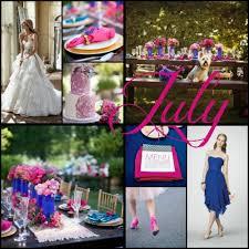 Gorgeous June Wedding Colors Month