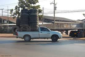 Thailand - A Pickup Truck Loaded With Tires | Udon-News.com Pickup Of The Year Nominees News Carscom 2018 Jeep Truck Tail Light Hd Autocar Release 1500x843 Only 1 Pickup Earns Top Safety Rating Iihs Youtube Bruder Truck Dodge Ram 2500 News 2017 Unboxing And Rc Cversion 2016 Fresh America S Five Most Fuel Efficient Ford To Restart Production At 2 F150 Truck Production Will Shut Down Business Insider Revealed With Diesel Power Car Driver Trucks Singapore Attractive Motoring Malaysia Full Fire Damages Slows Traffic On Highway 101 Near Santa 8lug Work Photo Image Gallery