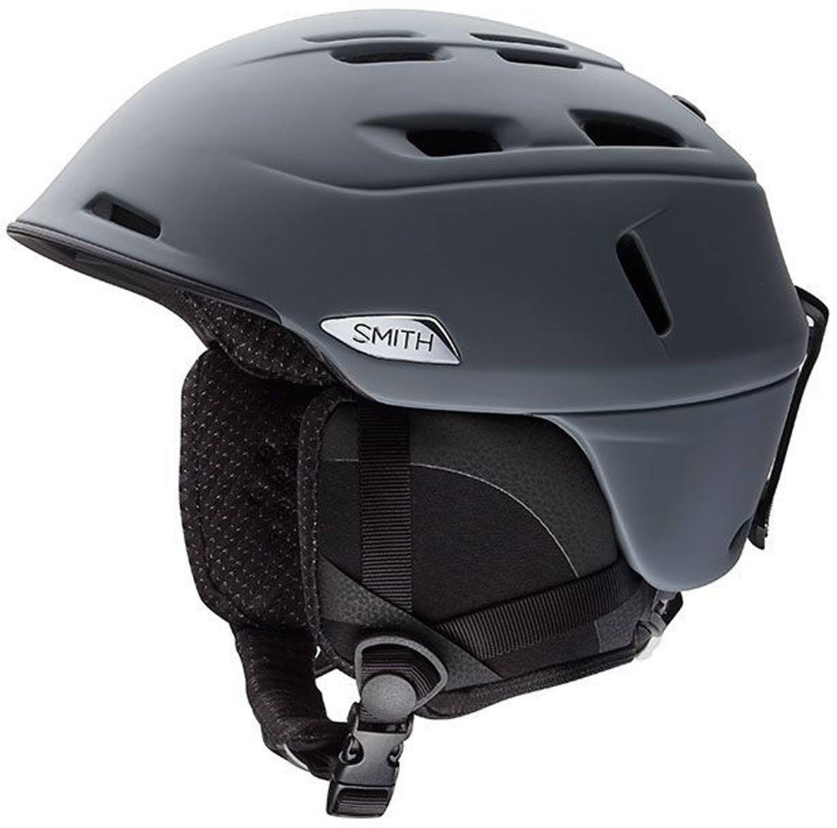 Ski Helmet Smith Camber Matte Charcoal-M
