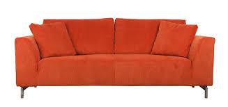 canape madrid canapé en velours orange commandez nos canapés en velours
