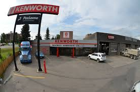 100 Kenworth Truck Dealers GreatWest LTD Calgary Opening Hours 5909 6 St SE