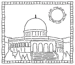 Ramdan And Eid Coloring Pages